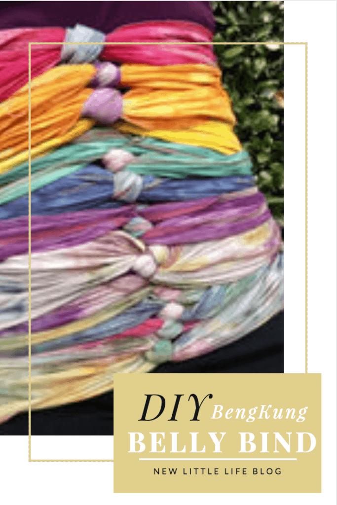 DIY Bengkung Bind